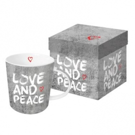 Trend Mug Love and Peace