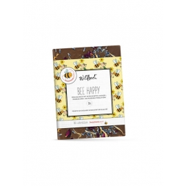 Wildbach Bee happy 70g Edel-Vollmilch 38%